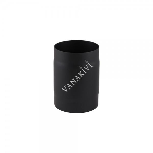 Suitsutoru ühendus Ø180/180mm 25cm