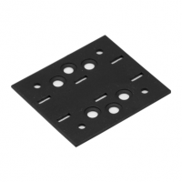 SD-System plaat 76x85x2,5mm