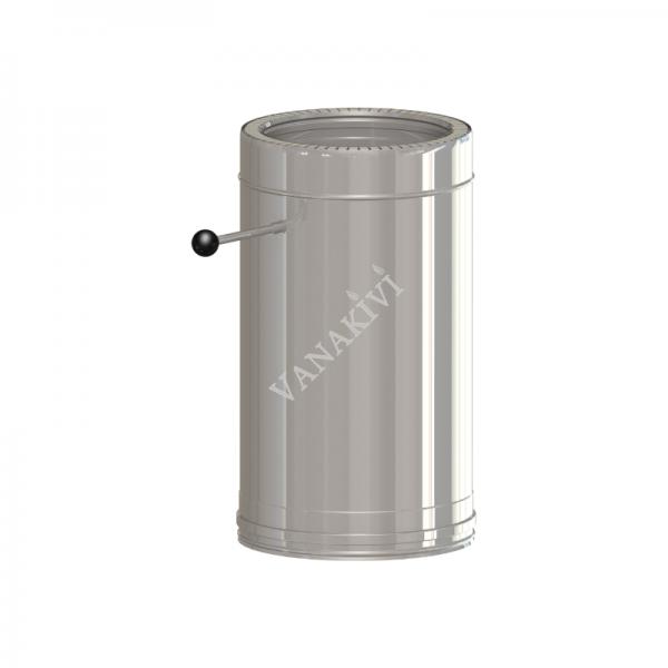 Saunakorsten Vilpra DW50 lükandsiiber Ø130mm