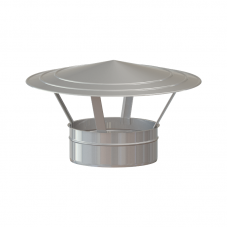 Korstnamüts Vilpra Ø100mm
