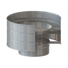 Korstnamüts Vilpra sädemepüüdjaga-suunajaga Ø150mm