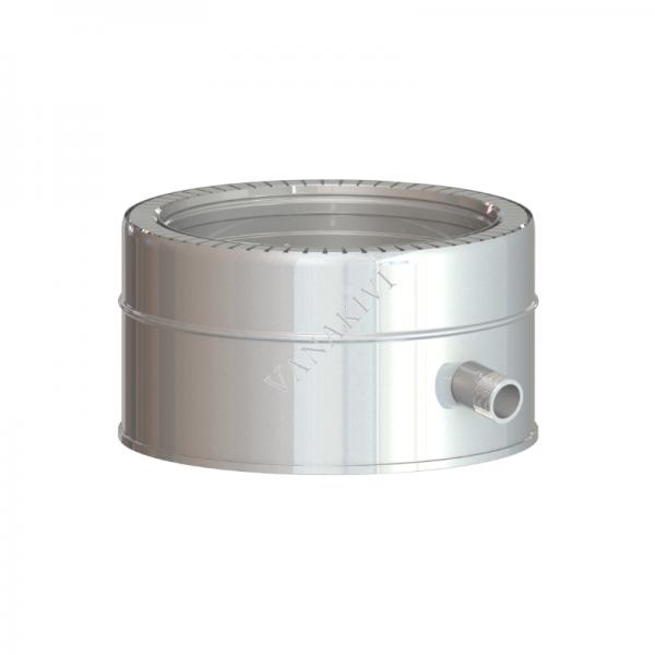 Moodulkorsten Vilpra DW25 kondensaadi eraldi küljelt Ø130mm