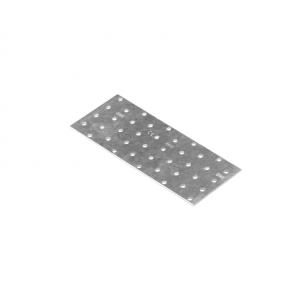 Naelutusplaat 80x200x2,0mm perforeeritud