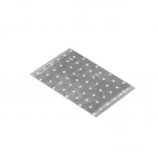 Naelutusplaat 120x200x2,0mm perforeeritud