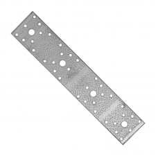 Naelutusplaat 55x280x2,5mm suure avaga