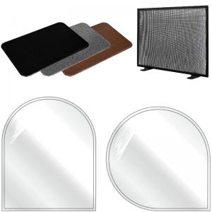 Ahjuesised plekid & klaasid & ekraanid